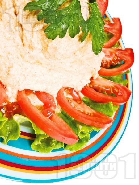 Коротоз - предястие с извара - снимка на рецептата